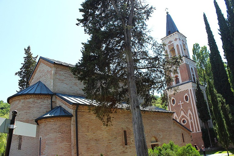 The_Monastery_of_St._Nino_at_Bodbe._1