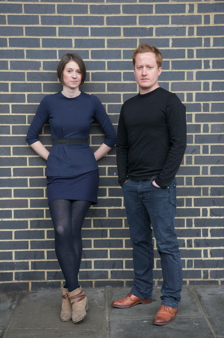 Founding directors Rachel Coll and David Tigg