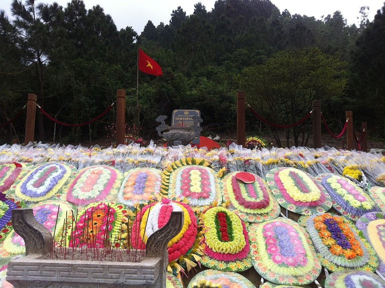 Tomb of General Vo Nguyen Giap | © Genghiskhan/WikiCommons