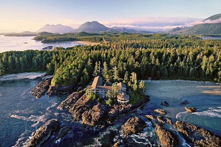 Vancouver Island Wickaninnish Inn