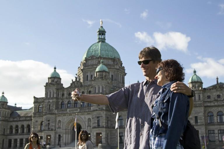 Victoria Canadian Tourism Commission