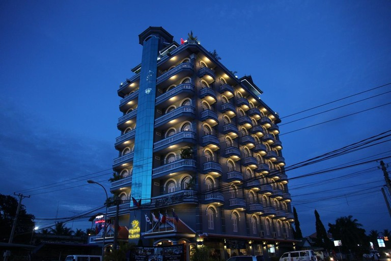 King fly hotel, Krong Battambang