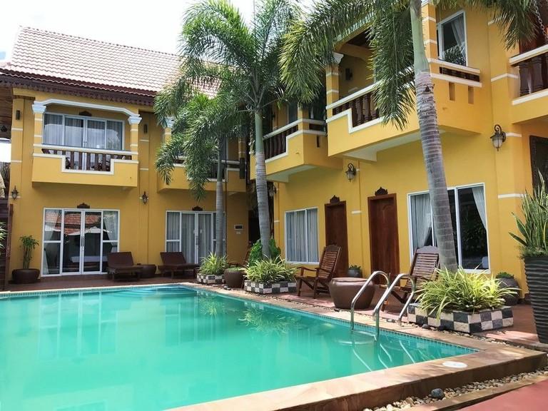 Ramchang Guesthouse, Krong Battambang