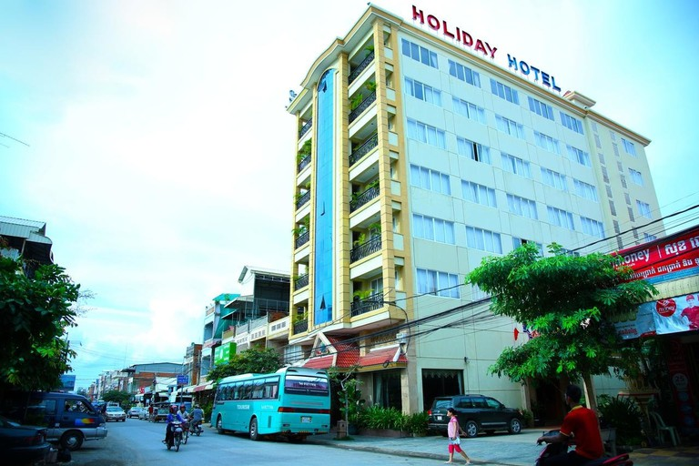 Holiday Hotel Battambang, Battambang