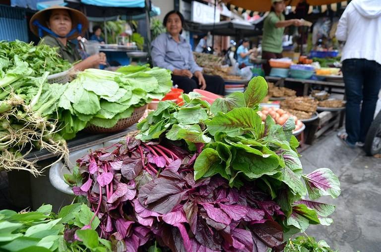 Veggies for sale | © takeaway/WikiCommons