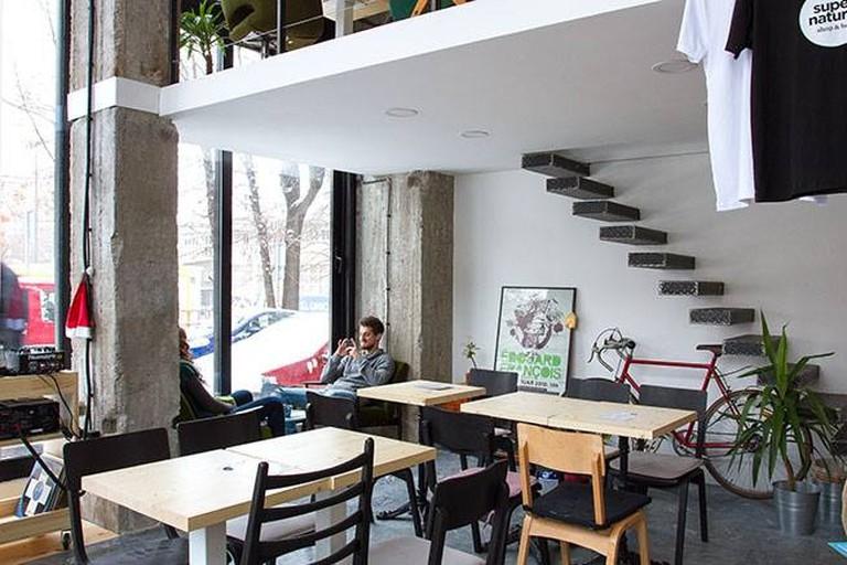 Supernatural Bar in Dorćol
