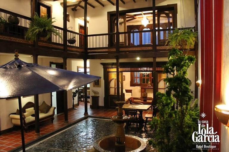 La Casa de Lola Garcia Hotel Boutique, Salamina