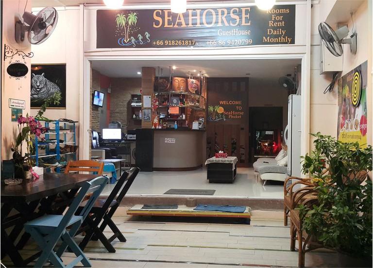 SeaHorse Hotel