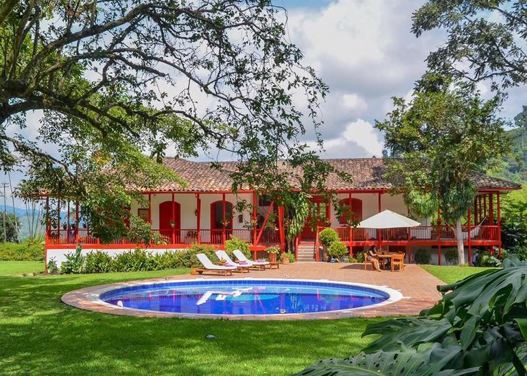 Hacienda VENECIA, Manizales