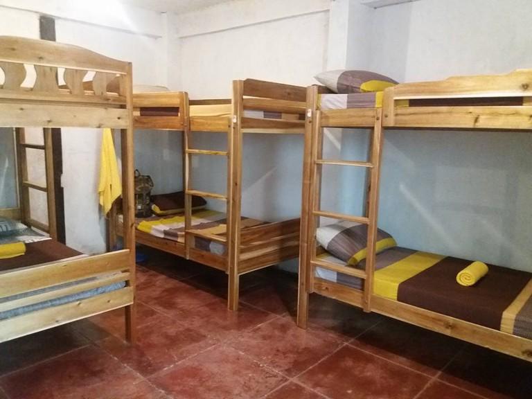 Kings Landing Hostel Dorm Room