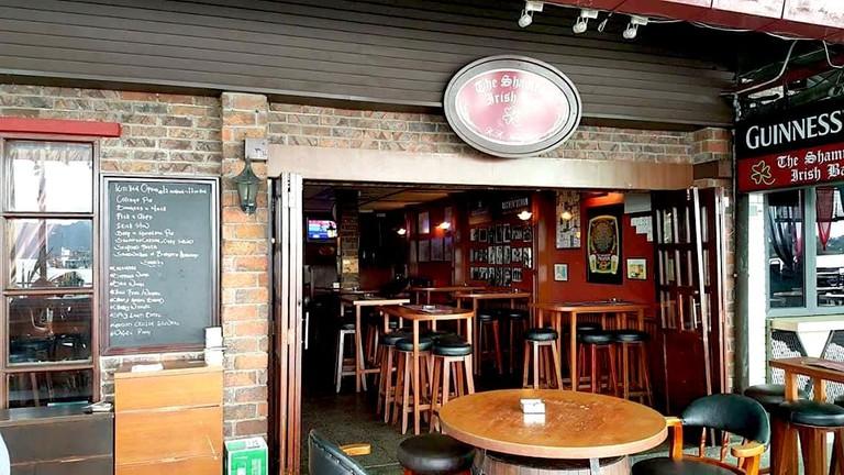 The Shamrock Irish Bar, Kota Kinabalu