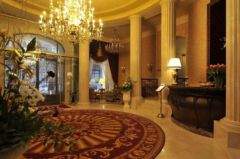 "Hotel ""NOBILIS"", Nobilis Restaurant, Piano-lounge Bar, 24-hour Lobby Bar, Lviv"
