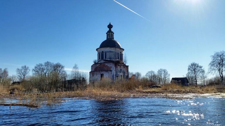 Церковь_Иоанна_Златоуста_1826г_в_Чаронде