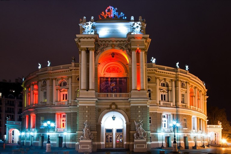 مسرح أوديسا للأوبرا والباليه