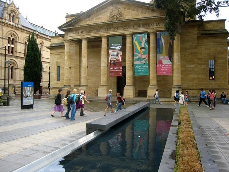 Art Gallery of South Australia | © Alan Levine/Wikimedia Commons