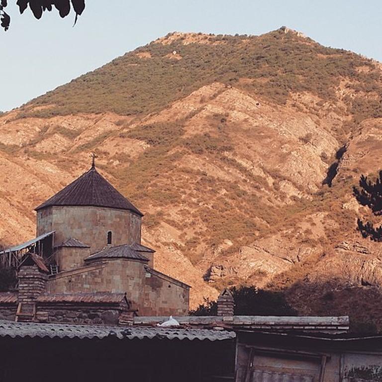 Ateni's_Sioni_Church