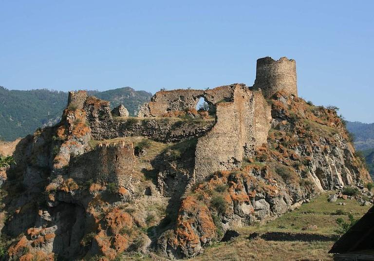 Atskuri_fortress,_Georgia