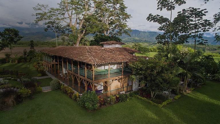 Hotel Hacienda Bambusa, Portugalito