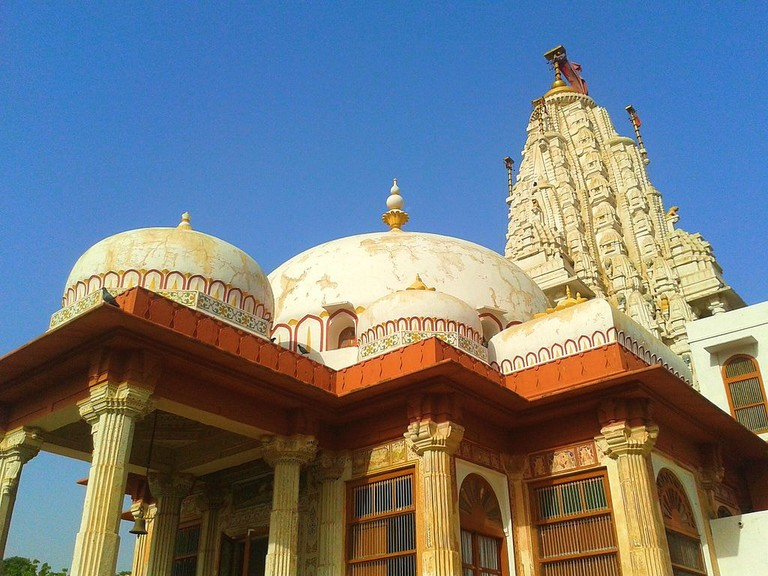Bhandasar temple