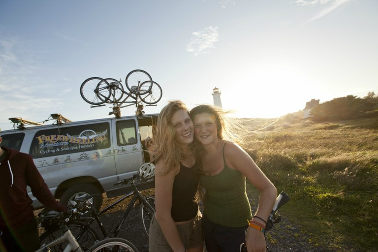Cabot Trail © Canadian Tourism Commission