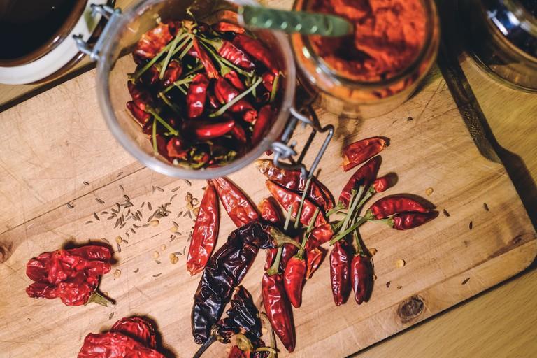 Adding some spice