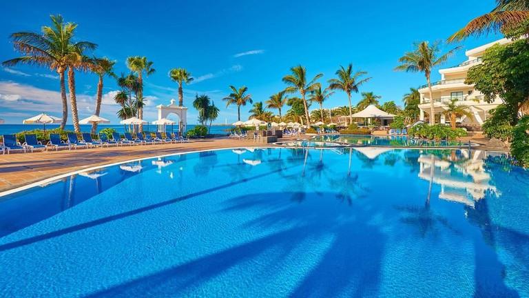 Hipotels Natura Palace, Playa Blanca, Lanzarote