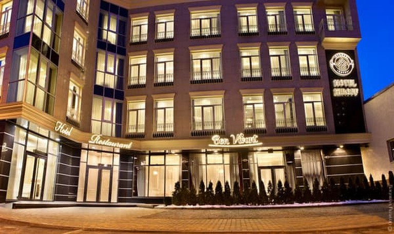 Kiroff Hotel, Kharkov