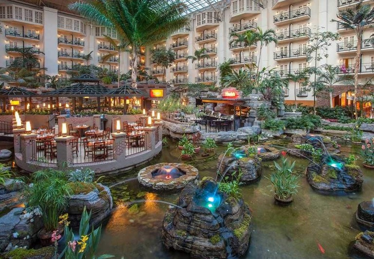 Stay at the Opryland Resort and Convention Center