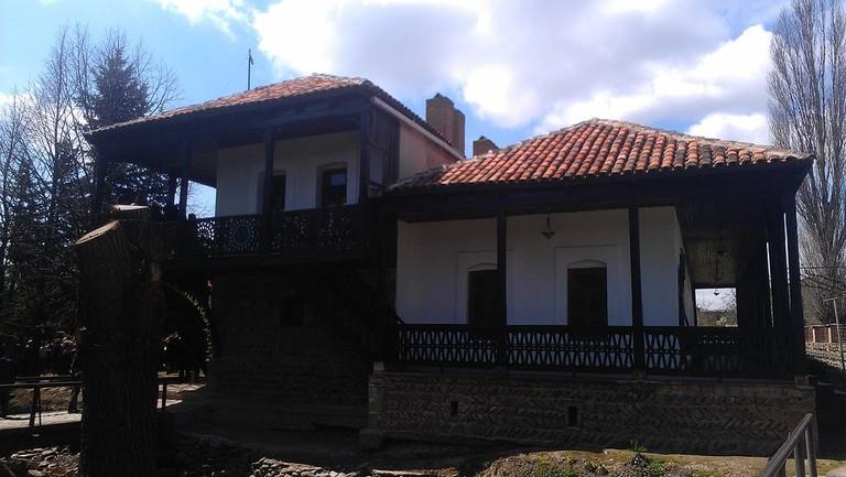 Iakob_Gogebashvili_Museum_in_Variani