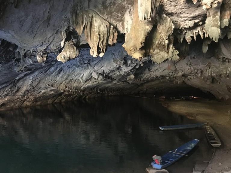 Kong Lor Cave | © Regina Beach/Culture Trip