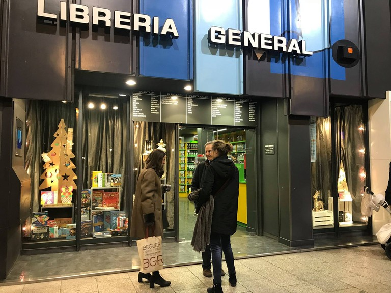 Librería General, Zaragoza