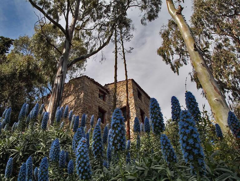 The Mortola Tower, Mortola Inferiore
