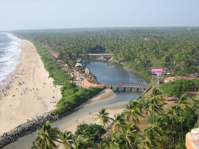 Payyambalam Beach Nisheedh WikiCommons