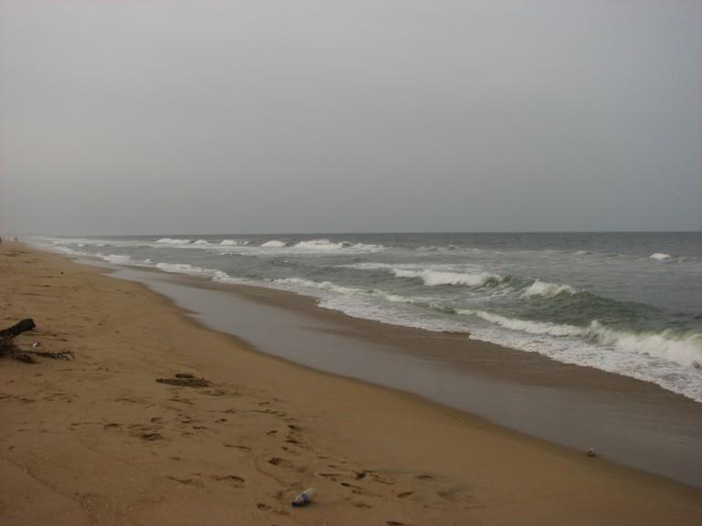 Seashore_at_VGP_golden_beach_resort