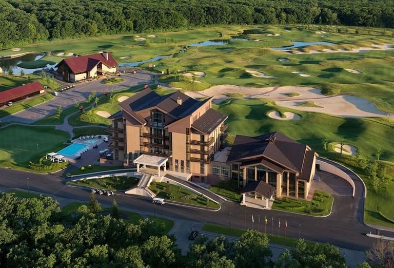 Superior Golf & SPA Resort, Kharkiv