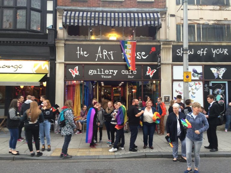 The Art House Cafe, Southampton