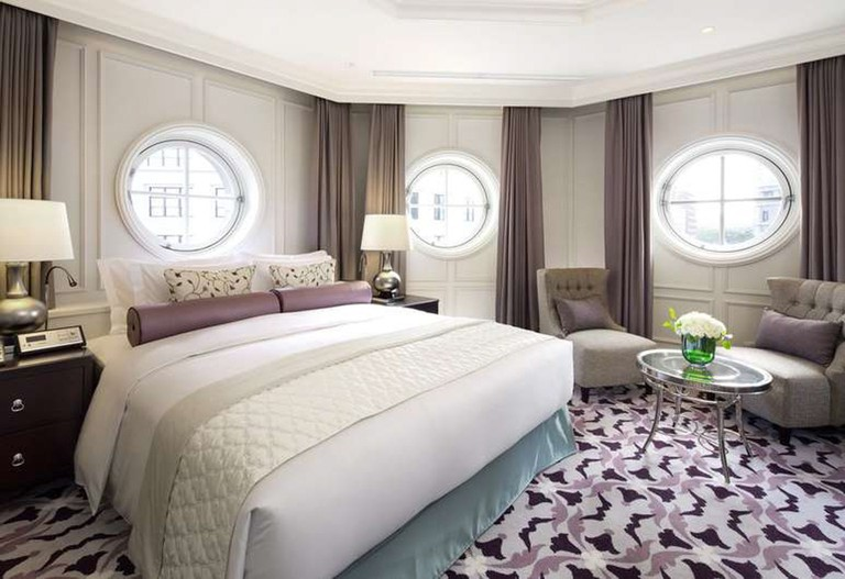 The Tokyo Station Hotel has 150 luxurious suites
