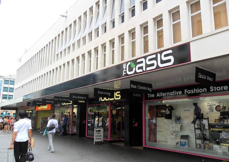 Oasis Market, Birmingham
