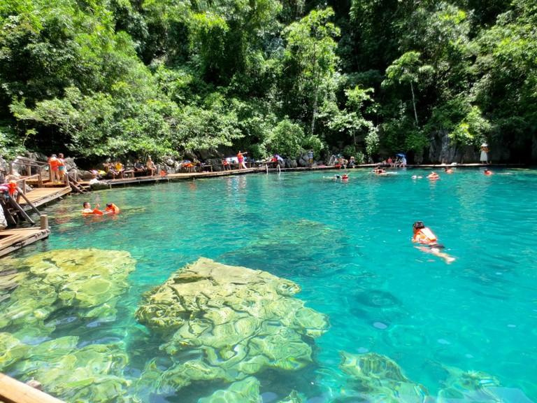 Kayangan_Lake_1