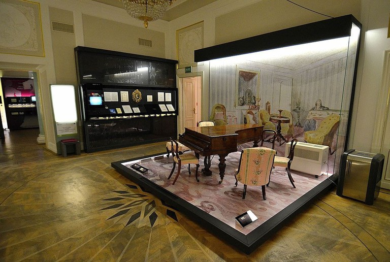 Chopin's Last piano |