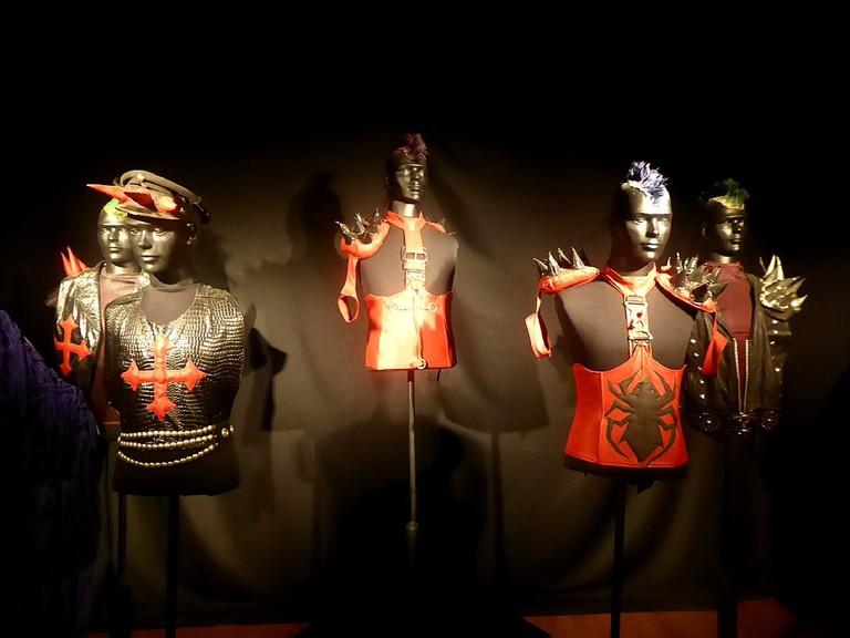 Museo del Carnaval, Ciudad Vieja, Momtevideo, Uruguay