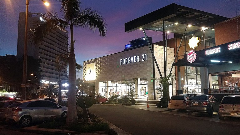 Shopping ascunsion paraguay