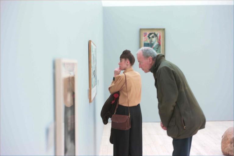 Vernissage of MALMÖ ART MUSEUM@MALMÖ KONSTHALL