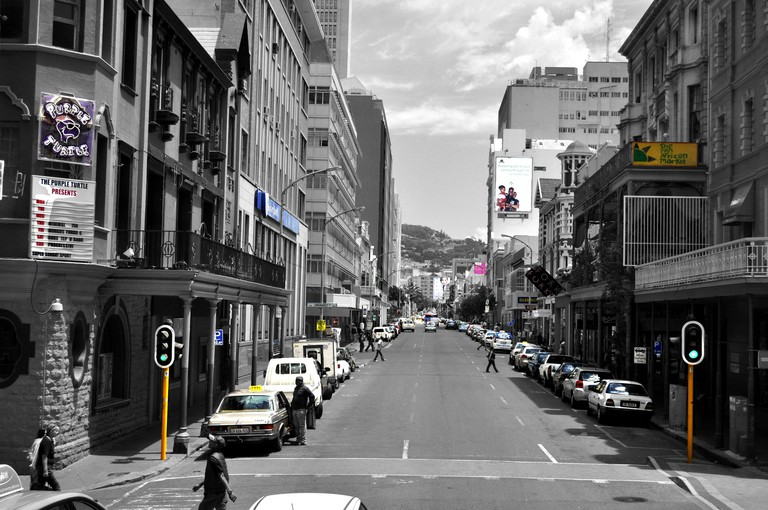 Downtown Cape Town