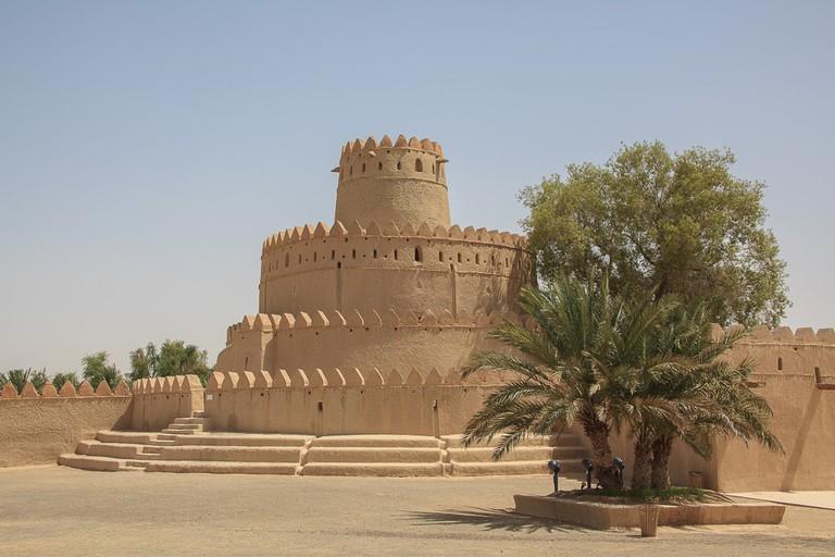 Al Ain (Abu Dhabi): Fort Al Jahili