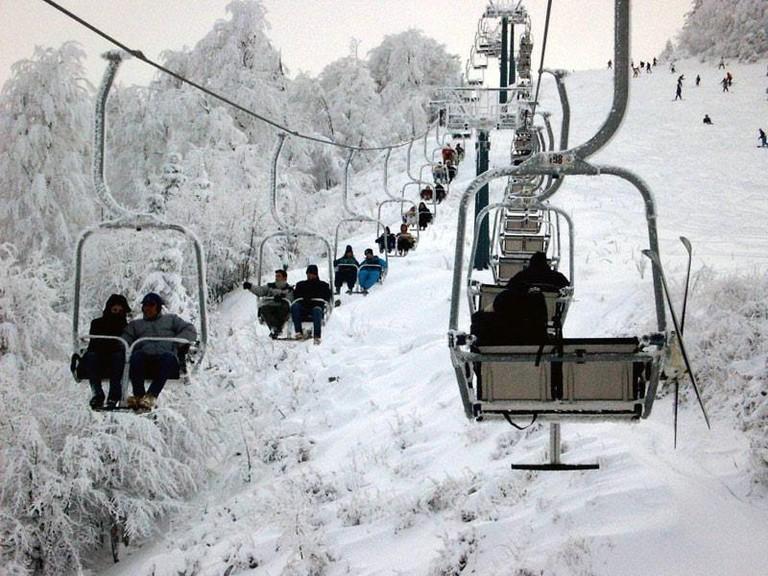 Elatochori ski resort