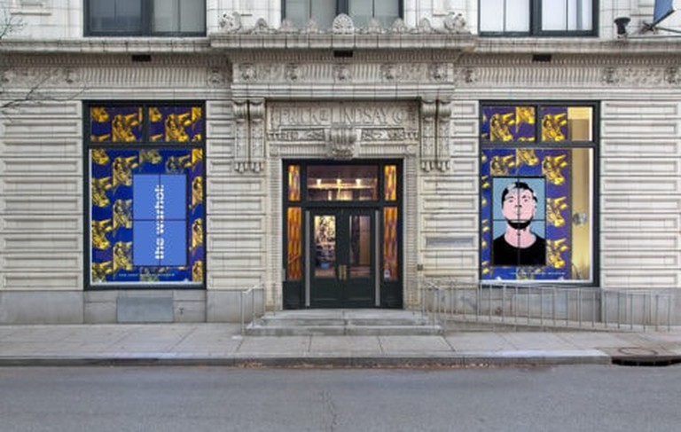 The Andy Warhol Museum, Pittsburgh, entrance | © Abby Warhola