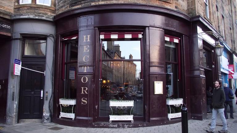 Hector's in Stockbridge