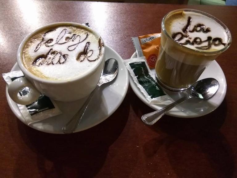 Cafe Delicias, Logroño