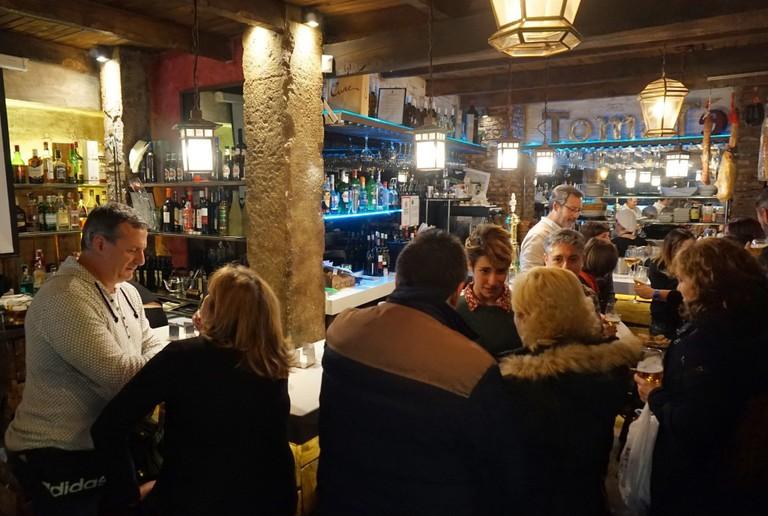 Tomate Bar, Granada